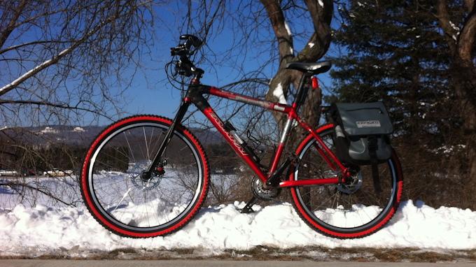 Hooptie Utility Bike 2.0 first commute