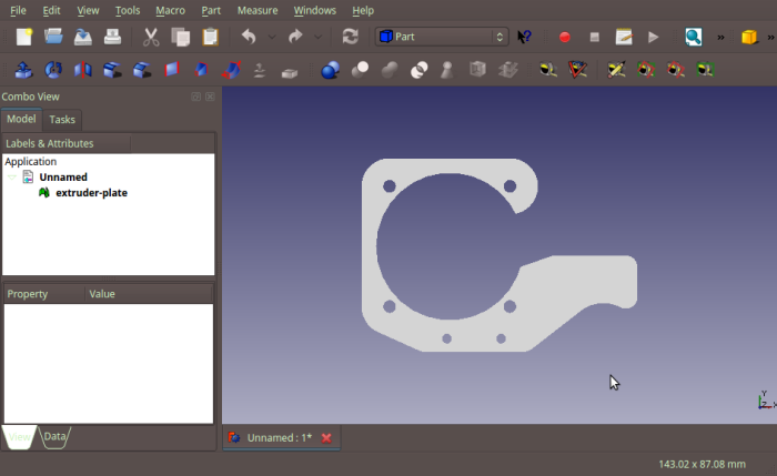 Screenshot-FreeCAD-3