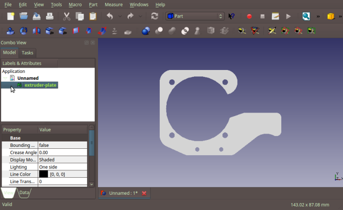 Screenshot-FreeCAD-4